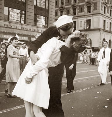 Its All About Me World War II Unconditional Surrender Photo